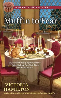 Muffin to Fear (A Merry Muffin Mystery #5) Cover Image