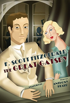 The Great Gatsby [With Headphones] Cover Image