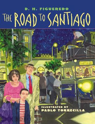Road to Santiago Cover