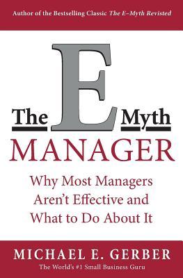 The E-Myth Manager Cover