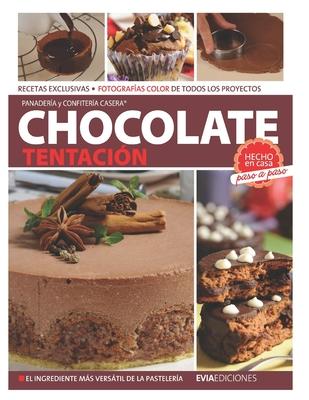 Chocolate Tentación: hecho en casa paso a paso Cover Image