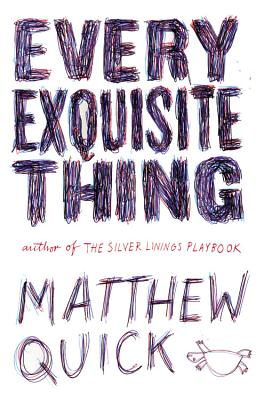 Cover for Every Exquisite Thing
