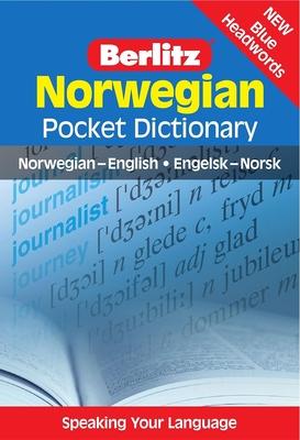Norwegian Pocket Dictionary (Berlitz Pocket Dictionary) Cover Image