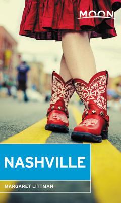 Moon Nashville (Travel Guide) Cover Image