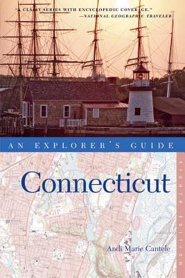 Explorer's Guide Connecticut (Explorer's Complete) Cover Image