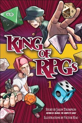King of RPGs, Volume 1 Cover
