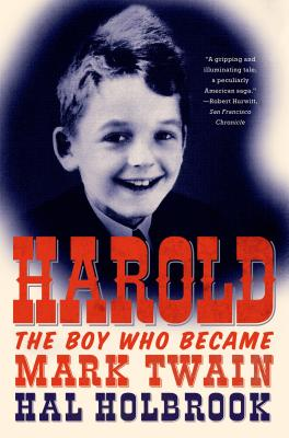 Harold: The Boy Who Became Mark Twain Cover Image