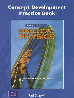 Conceptual Physics Concept-Development Practice Book Cover