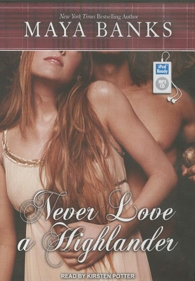 Never Love a Highlander (McCabe Trilogy #3) Cover Image