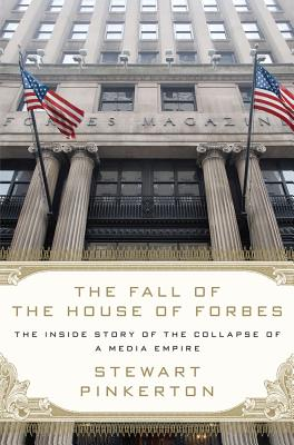 The Fall of the House of Forbes Cover