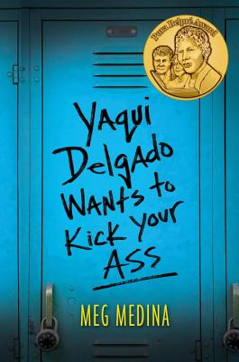 Yaqui Delgado Wants to Kick Your Ass Cover