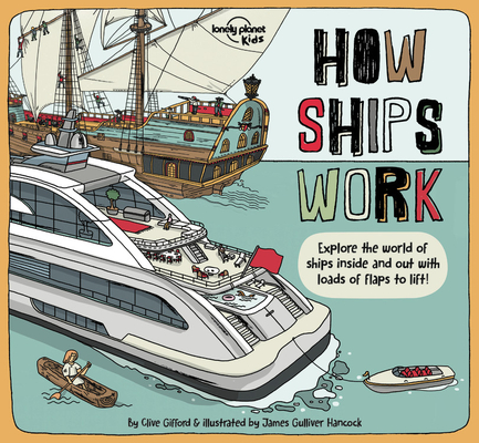 How Ships Work (How Things Work) Cover Image