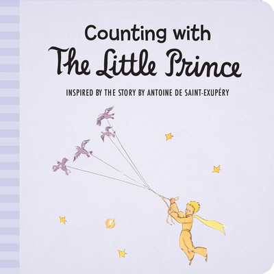 Cover for Counting with the Little Prince