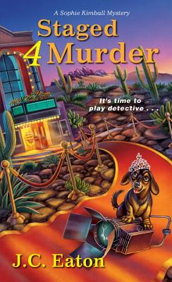 Staged 4 Murder (Sophie Kimball Mystery #3) Cover Image