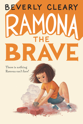 Ramona the Brave Cover