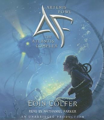 The Atlantis Complex Cover