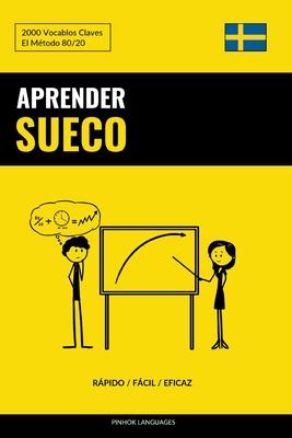 Aprender Sueco - Rápido / Fácil / Eficaz: 2000 Vocablos Claves Cover Image