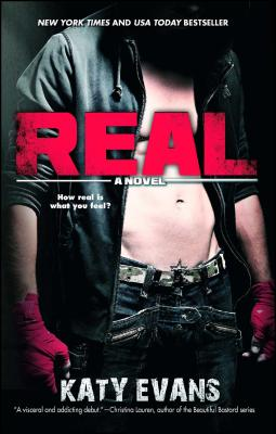 Cover for Real (The REAL series #1)