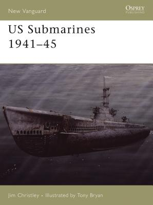 Us Submarines 1941 45 Cover