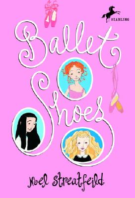Ballet Shoes (The Shoe Books) Cover Image
