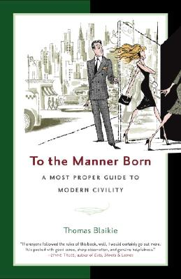 To the Manner Born Cover