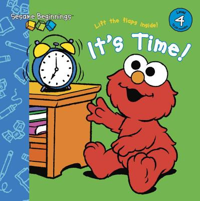 Sesame Beginnings: It's Time! (Sesame Street) Cover Image