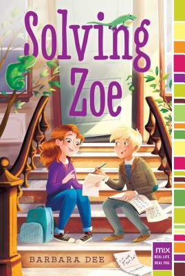 Cover for Solving Zoe (mix)