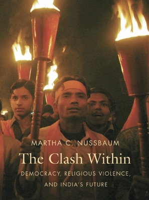 The Clash Within: Democracy, Religious Violence, and India's Future Cover Image