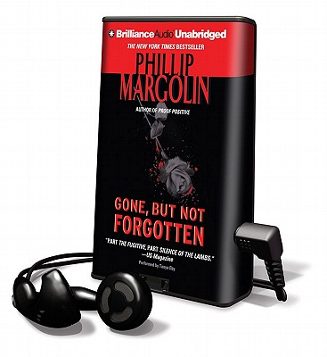 Gone, But Not Forgotten [With Earbuds] (Playaway Adult Fiction) Cover Image