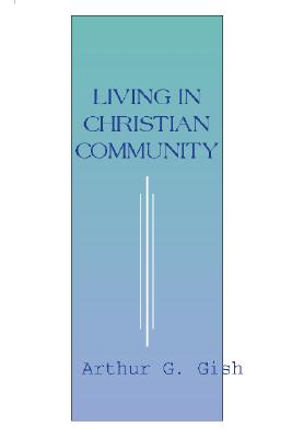 Living in Christian Community Cover Image