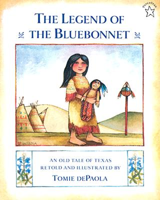 The Legend of the Bluebonnet Cover Image