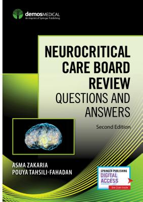 Neurocritical Care Board Review: Questions and Answers Cover Image