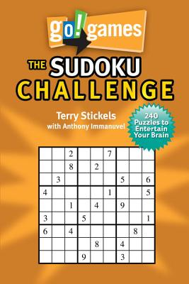 The Sudoku Challenge Cover