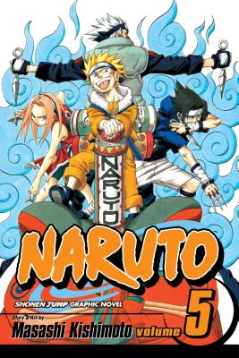 Naruto, Vol. 5 cover image