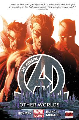 New Avengers Volume 3 cover image
