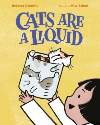 Cats Are a Liquid Cover Image