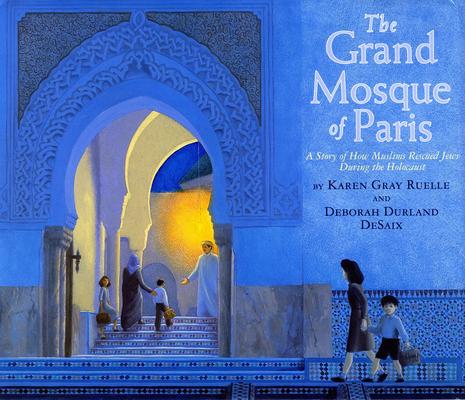 The Grand Mosque of Paris Cover