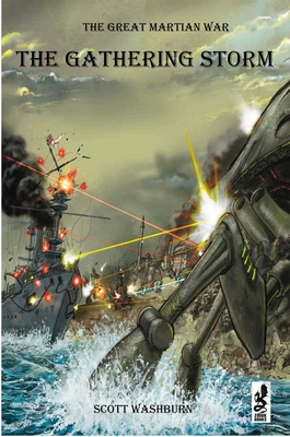 The Great Martian War: The Gathering Storm Cover Image
