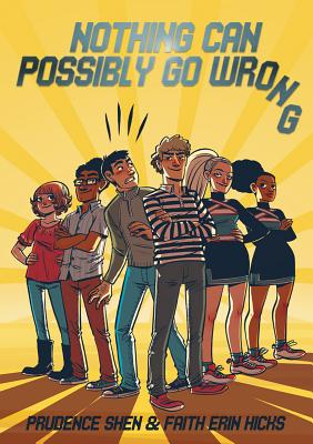 Nothing Can Possibly Go Wrong Cover