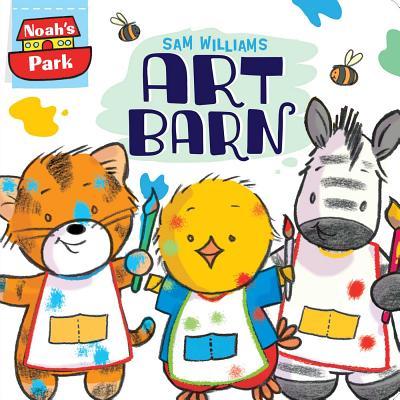 Cover for Art Barn (Noah's Park #1)