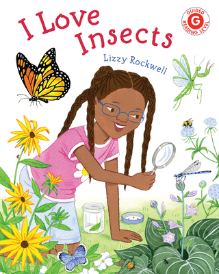 Cover for I Love Insects (I Like to Read)