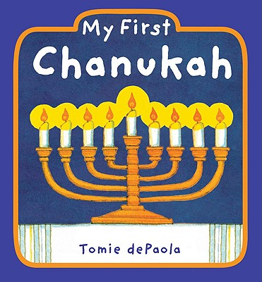 My First Chanukah Cover Image