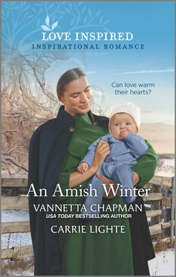 An Amish Winter Cover Image
