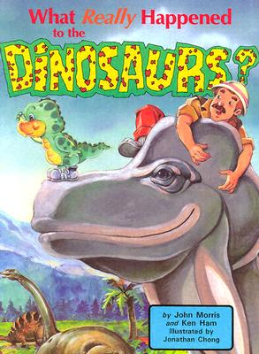 What Really Happened to the Dinosaurs? (DJ and Tracker John) Cover Image