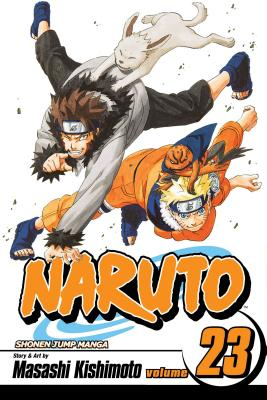 Naruto, Vol. 23 cover image