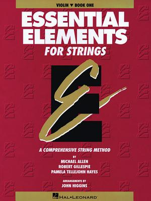 Essential Elements for Strings - Book 1 (Original Series): Violin Cover Image