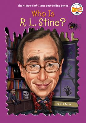Who Is R. L. Stine? (Who Was?) Cover Image