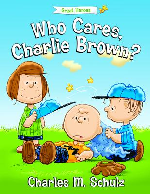 Who Cares, Charlie Brown? Cover