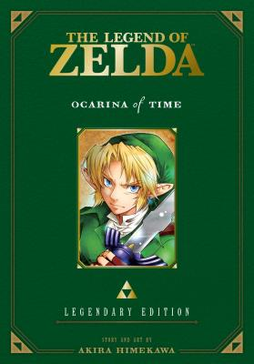 The Legend of Zelda: Ocarina of Time -Legendary Edition- Cover Image