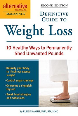 Alternative Medicine Magazine's Definitive Guide to Weight Loss Cover